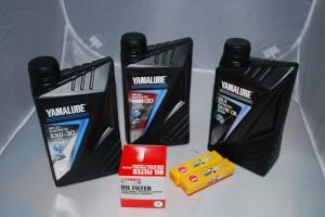 Pakiety do silników (oleje, świece, filtry)