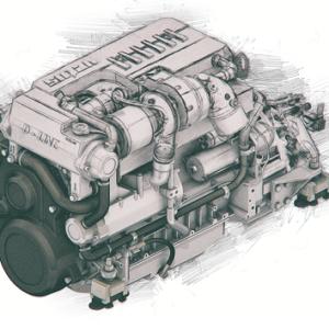 Silniki morskie VETUS
